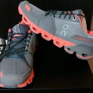 Reposting On Cloud Sneakers.